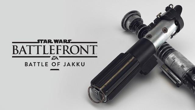 SWBF:映画「スター・ウォーズ/フォースの覚醒」を補完!?第一弾DLC「惑星JAKKUの戦い」が12/1に無料配信