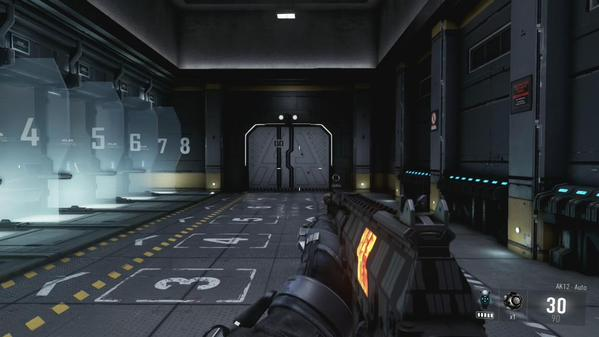 CoD:AW:予約特典の『CoD:BO3』迷彩、レティクル、PS4テーマの画像