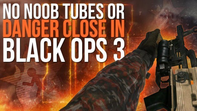No Noob Tubes or Danger Close in Call of Duty Black Ops 3! (Funny Intro)