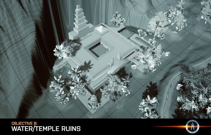 "BF4:新マップ「ジャングル」アップデート、拠点に""大滝に隠された寺院""や""生物兵器研究施設""追加など"