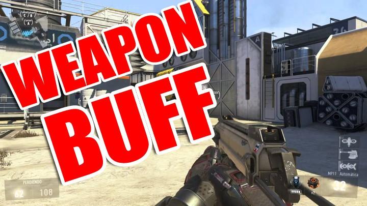 CoD:AW:7種の武器を「強化」へ