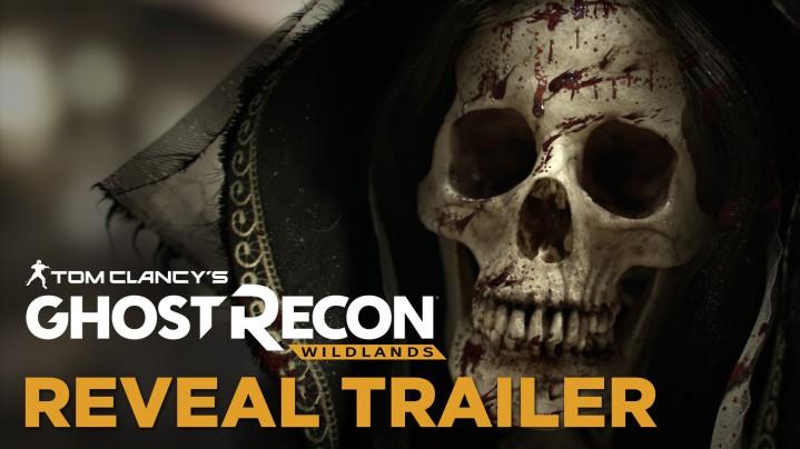 舞台は世界!大規模オープンワールドシューター『Ghost Recon Wildlands』電撃発表