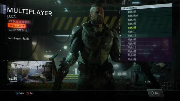 CoD:BO3:スペシャリストキャラクター「Ruin」と「Outrider」のハイライト映像が公開