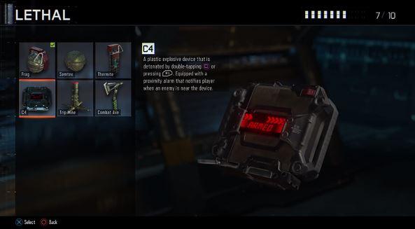 BO3-Lethals