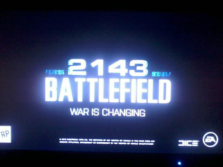 『Battlefield 2142』の続編、『Battlefield 2143』がリーク? 後にフェイクと判明