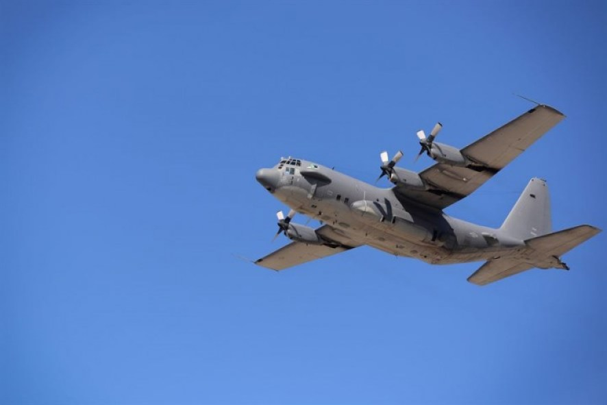 Enemy AC130 Above