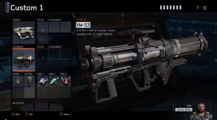 CoD:BO3:最新情報満載。PERK、ワイルドカード、ストリーク、武器などの詳細判明(画像65枚)