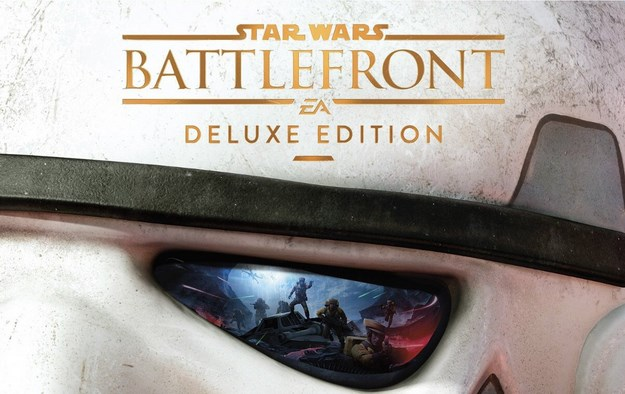 『スター・ウォーズ バトルフロント』DX版ボックスアートや新イメージ登場、6/17にゲーム映像公開