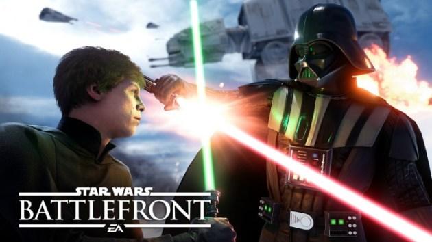 Star Wars Battlefront Multiplayer Gameplay