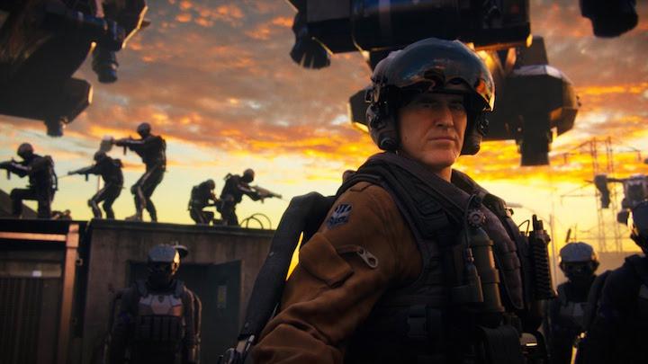 CoD:AW:エグゾゾンビ「Carrier」の公式トレイラー公開、あのキャラクター死亡?
