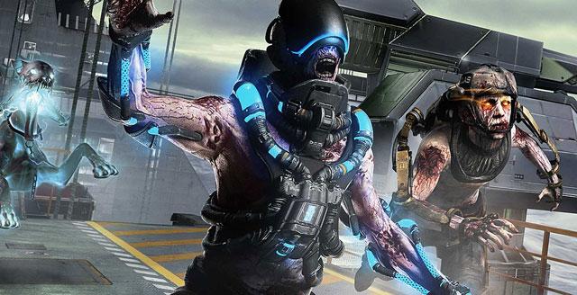 CoD:AW:第三弾DLC「Supremacy」の海外版との仕様の違い