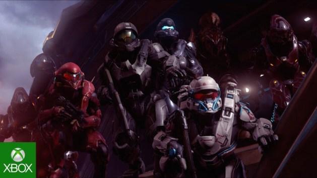 Halo 5: Guardiansのキャンペーンデモ公開、24人対戦のWarzoneのトレイラーも