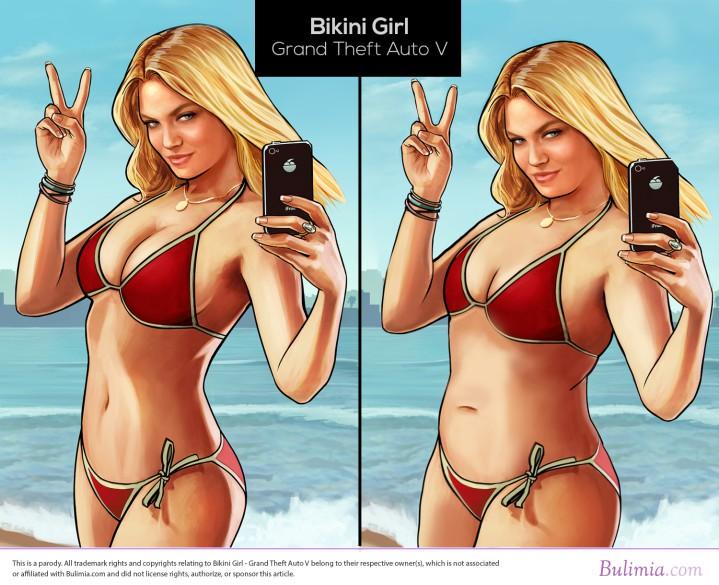 ビキニガール - グランド·セフト·オートVBikini-Girl-Grand-Theft-Auto-V_compressed