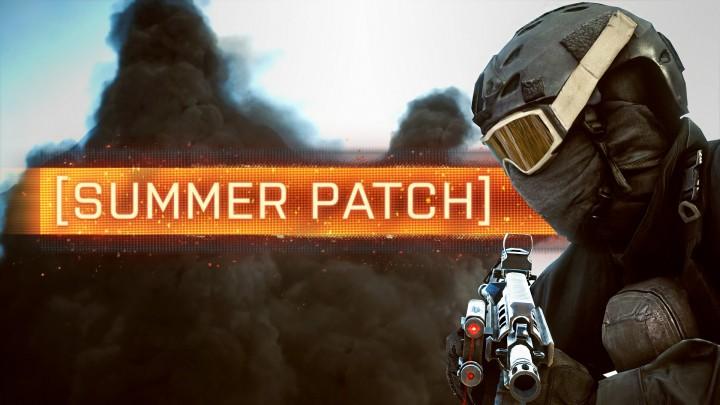 BF4:待望の「夏パッチ」は2015年8月末に配信か