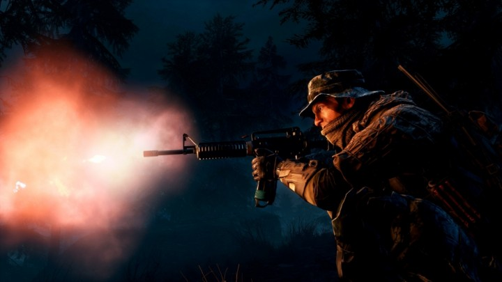 BF4_NightOps_Screenshot_07_SoldierFiringForest-web