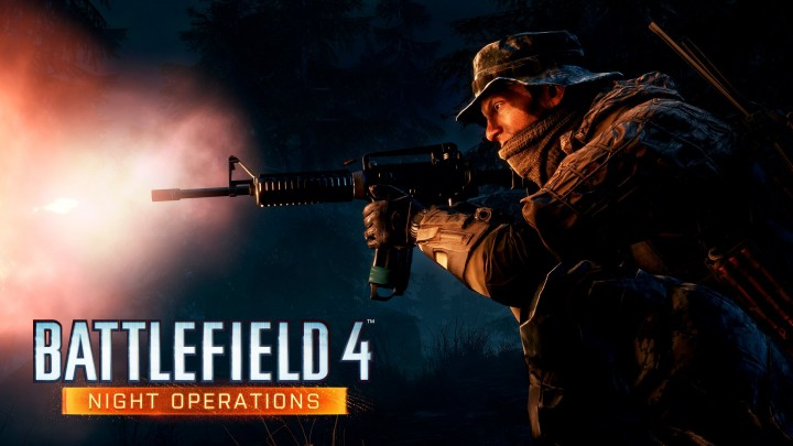 BF4:夜DLC「Night Operations」のリリースが9月1日に決定