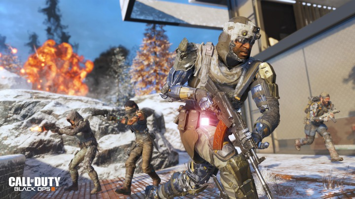 "gamescom 2015 | CoD:BO3:eSports関連のゲームモード発表、『AW』の""Uplink""採用確定"