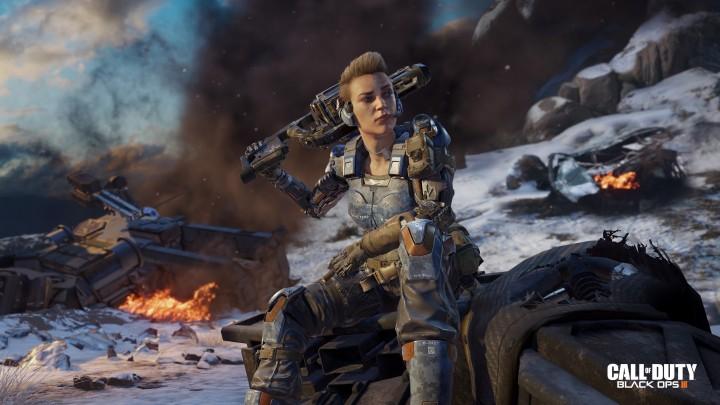 CoD:BO3:スペシャリストキャラクター「プロフェット」と「バッテリー」の特性が分かるハイライト映像