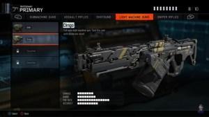 gamescom 2015 | CoD:BO3:新たな4種のプライマリ武器判明、M8の後継銃も