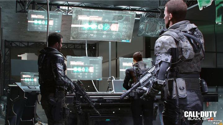 CoD:BO3:拠点となる「セーフハウス」にトレーニング用のシミュレーション機能が登場