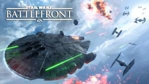 Star Wars Battlefront Fighter Squadron Mode Gameplay Trailer_compressed