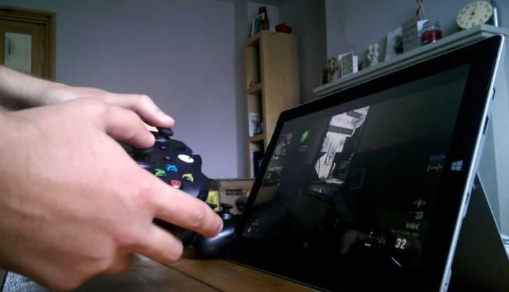 【Xbox One → Windows 10】ストリーミングで『CoD:AW』のマルチをプレイする映像が登場