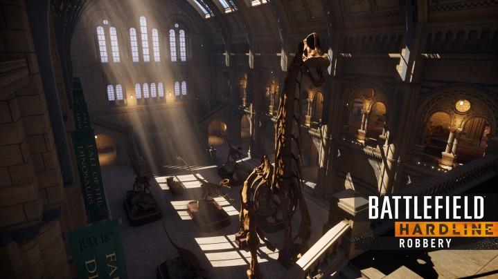 """BFH:第2弾DLC""""Robbery""""の博物館マップ「ミュージアム」の美しい映像とバックグラウンド公開"""