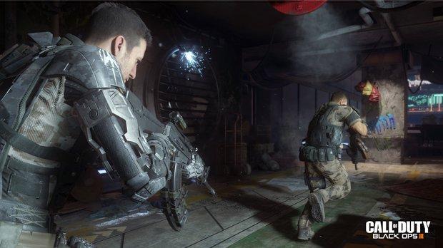 """CoD:BO3:協力キャンペーンにおなじみの""""フォロー""""AIは非登場、自由で流動的なプレイを実現"""