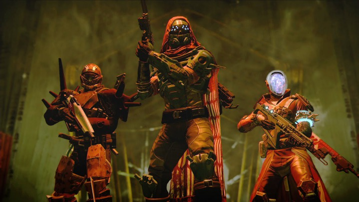 "Destiny:DLC ""降り立ちし邪神""の公式トレイラー 「We Are Guardians」"