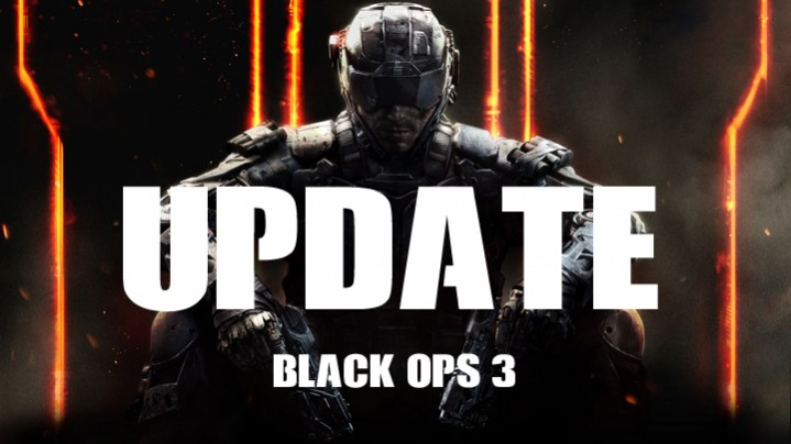 CoD:BO3:最新アップデート1.07配信、多数の変更や修正(PS4)