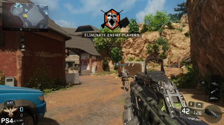 CoD:BO3:PS4は解像度1080p、Xbox Oneは900pで確定。安定性ではXbox Oneに軍配