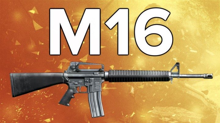 CoD:AW:新武器「M16」はAW史上最弱? 弱すぎていきなり強化決定