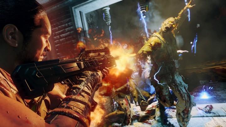 """CoD:BO3:リメイクゾンビマップ""""The Giant""""のゲームプレイトレイラー公開"""