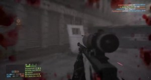 BF4:強化された巨大防弾シールド実装?! → (ショート動画)