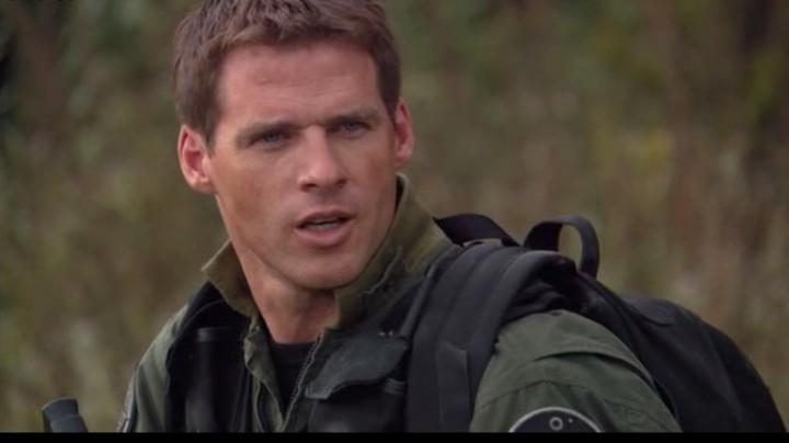 『ファースケープ』や『スターゲイト SG-1』のベン・ブロウダー氏。役柄は不明。