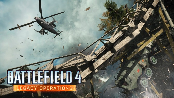 BF4:「ホリデーパッチ」向け調整内容(Staging release #3時点)