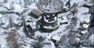 """CoD:BO3:初代『Black Ops』の雪原マップ""""Array""""リメイク?"""