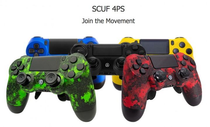 SCUF 4PS を買う方法