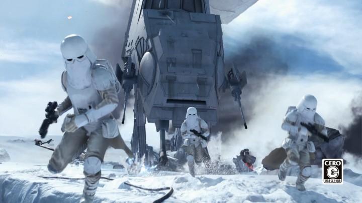 完全に映画:本日発売!『Star Wars バトルフロント』日本語版ローンチトレイラー