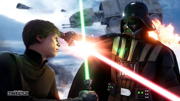 EA AccessのThe Vaultへ『Star Wars バトルフロント』追加、12月13日よりメンバーは自由にプレイ可能(Xbox One)