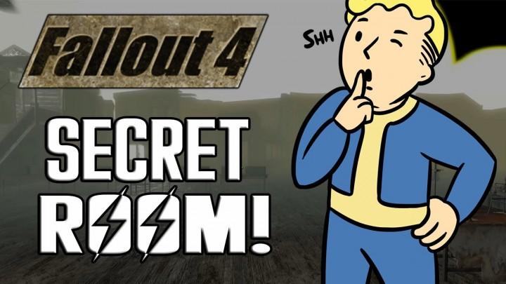 Fallout 4:すべての武器や防具にアクセスできる「秘密の部屋」発見