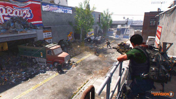 ディビジョン2:ダークゾーン詳細&マルチプレイヤートレーラー公開
