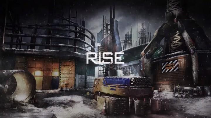 """CoD:BO3:間もなく配信の新マップ""""Rise""""、早くもプレイ映像が続々公開"""
