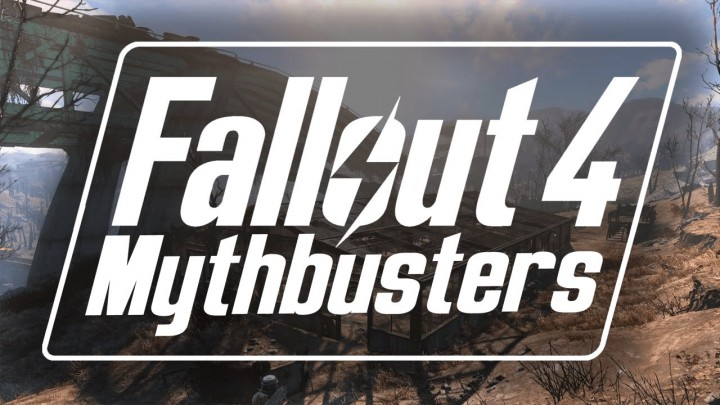 Fallout 4:MythBusters が荒廃した世界でも気になる噂検証