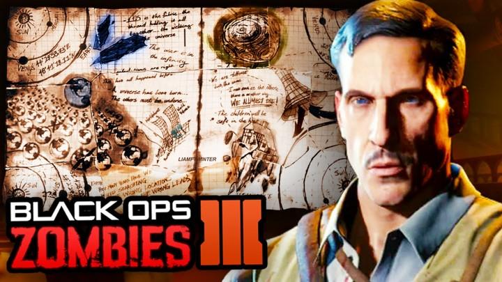 """CoD:BO3:ゾンビマップ""""Shadows of Evil""""で不気味なメモ発見、DLCマップのヒント?"""
