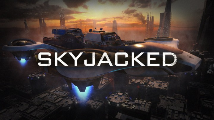 CoD:BO3:「ハイジャック」リメイクマップ、「スカイジャック」の公式映像公開