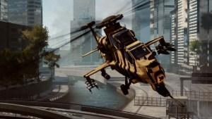『Battlefield 4(バトルフィールド 4)』ヘリコプター