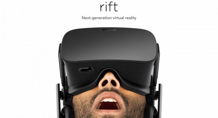 Oculus Rift Oculus