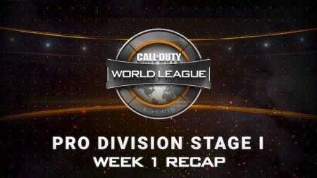 CoD:BO3:CWLステージ1の1週目が終了、大量のリプレイ動画公開