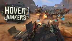VR専用ゲーム『Hover Junkers』がクラウドファンディング開始、新映像公開